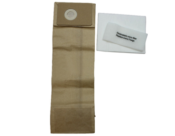 Picture of Advance Filter Bags 10 pk with 2 pre-filters