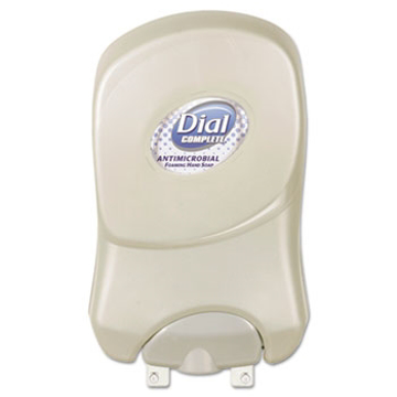 Picture of Dial Professional Duo Touch-Free Dispenser, 1250 mL, Pearl