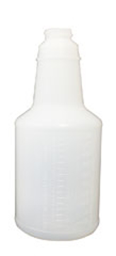 Picture of 24 oz Plastic Bottle with Graduations