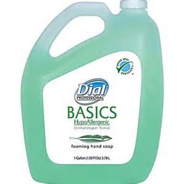 Picture of Dial Professional Basics Foaming Hand Soap, 1 Gallon