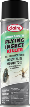Picture of Claire Down & Out Flying Insect Killer