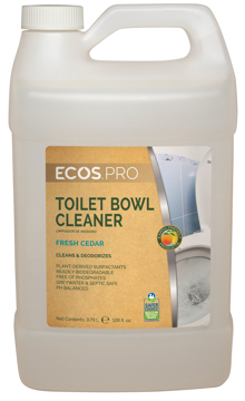 Picture of ECOS PRO™ Toilet Cleaner - 4/1 Gallon Bottles