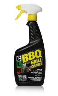 Picture of CLR Barbeque Grill Cleaner 26 ounce