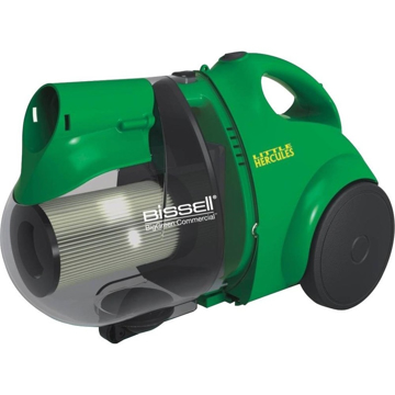 Picture of Bissell Big Green Commercial Little Hercules Canister Vacuum