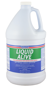 Picture of Dymon® LIQUID ALIVE® Enzyme Producing Bacteria 1 gallon