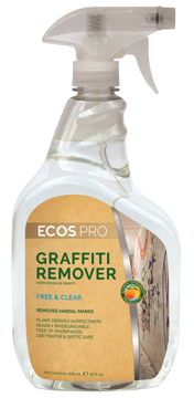 Picture of ECOS PRO™ Graffiti Remover 6/32oz Spray Bottles