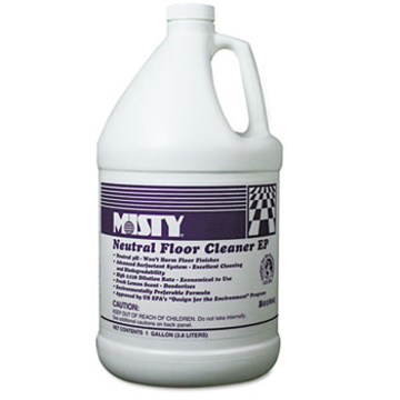 Picture of Misty Optimax Neutral Cleaner - 1 Gallon Bottle
