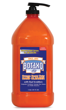 Picture of Boraxo® Orange Heavy Duty Hand Care with Scrubbers 3 liter