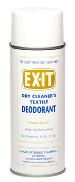 Picture of Big - D EX-IT 816 Aerosol Dry Cleaners Deodorant 11 ounces