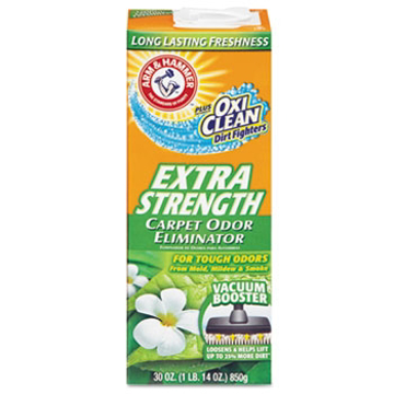 Picture of Arm & Hammer? Deodorizing Carpet Cleaning Powder 30-oz box