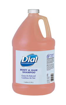 Picture of Dial® Professional Body & Hair Care One gallon