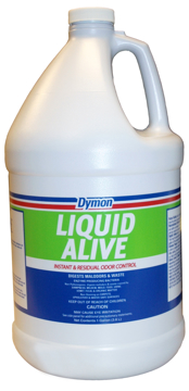 Picture of Dymon® LIQUID ALIVE® Odor Digester One Gallon