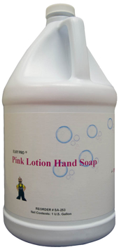 Picture of Elky Pro Pink Lotion Hand Soap