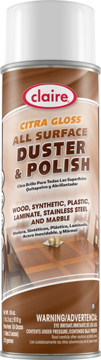 Picture of Claire Citra Gloss All Surface Duster & Polish 20oz