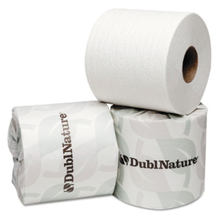 Picture of Wausau DublNature Tissue, 550 sheets, 48 rolls per case
