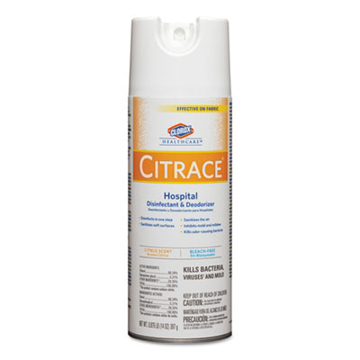 Picture of Clorox Healthcare® Citrace® Hospital Disinfectant and Deodorizer 14 ounce