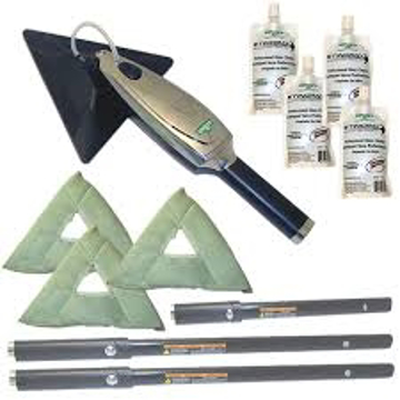 Picture of Unger Stingray Indoor Cleaning Kit - 10'