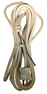 Picture of Hoover Power Cord - White - 20 Ft