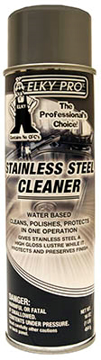 Picture of Elky Pro Stainless Steel Cleaner - 16oz Aerosol