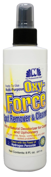 Picture of Oxi-Force RTU Spot Remover & Cleaner - 8oz Pump Spray Bottle