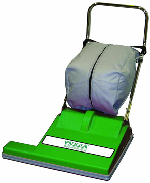 """Picture of Bissell BigGreen Commercial 28"""" Wide Area Vacuum - BG-CC28"""