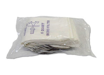 Picture of Elky Pro 6-Quart Vacuum Micro-Lined Filter Bag - 10 Pack
