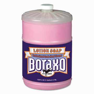 Picture of Boraxo Liquid Lotion Soap - 1 Gallon