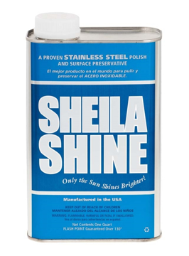 Picture of Sheila Shine Stainless Steel Cleaner & Polish - 1 Quart
