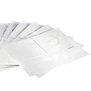 Picture of Hoover Ground Command Wide Area Vacuum Paper Bags - 10 Pack - 440001304