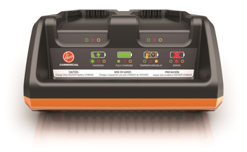 Picture of Hoover M-PWR 40V Dual Bay Charger - CH90002