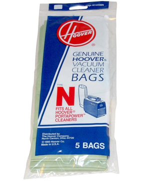 Picture of Hoover Paper Bags - Type N