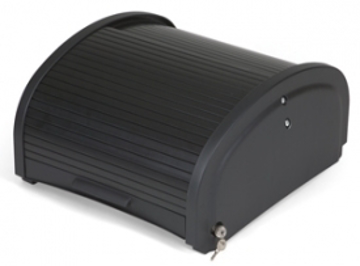 Picture of Rubbermaid Executive Locking Security Hood - SMFG9T8600BLA