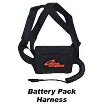 Picture of MotorScrubber Battery Harness with out battery for Model MS1000SH