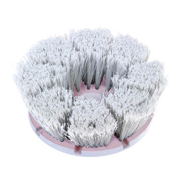 Picture of MotorScrubber Flagged Tip Long Bristle Soft Brush - MS1044
