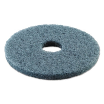 "Picture of 14"" Blue Boardwalk Scrubbing Pads"