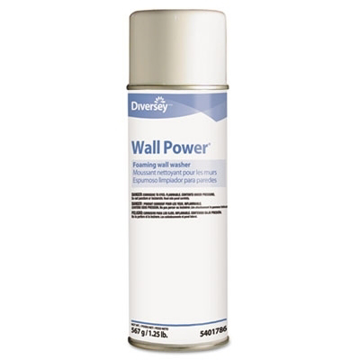 Picture of Diversey Wall Power Foaming Wall Washer - 20oz Aerosol