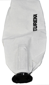 Picture of Sanitaire Traditional Upright Outer Bag w/ Zipper - Screw On (White) - 54133-4