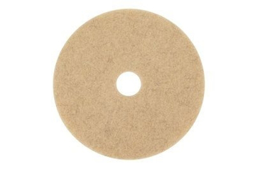 "Picture of 17"" 3M Natural Blend Tan Pad 3500 5PK"