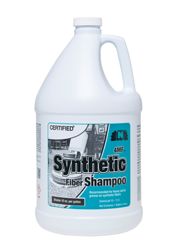 Picture of Cerified 4MF Synthetic Shampoo - 1 Gallon