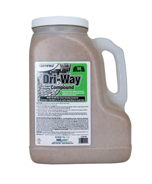 Picture of Certified Dri-Way Compound - 4.5 LB