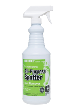 Picture of Certified Encapsulating Carpet Spotter - 1 Qt