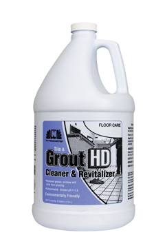 Picture of Nilodor Grout HD Cleaner & Revitalizer - 1 Gallon