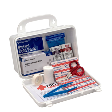 Picture of PhysiciansCare® by First Aid Only® 25 Person First Aid Kit, 113 Pieces/Kit