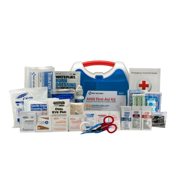 Picture of First Aid Only™ ReadyCare First Aid Kit for 25 People, ANSI A+, 139 Pieces