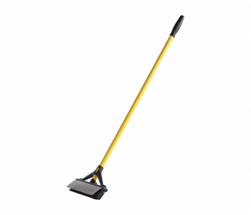 "Picture of Rubbermaid Maximizer Broomgee, 7"", Yellow/Black"