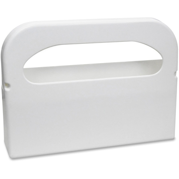 Picture of Hospeco Health Gards Seat Cover Dispenser, 1/2-Fold, White, 2/Ctn