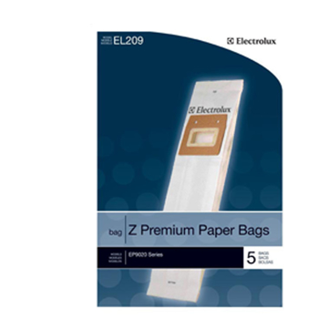 Picture of Electrolux Style Z Premium Bag (5 Pack) - EL209