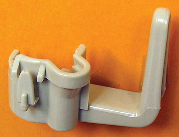 Picture of Sanitaire Upper Cord Hook - Beige - After Market