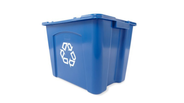 Picture of Rubbermaid Recycling Box