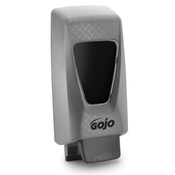 Picture of GOJO PRO 2000 Push-Style Dispenser for GOJO Hand Cleaner or Soap, 2000 mL - Black